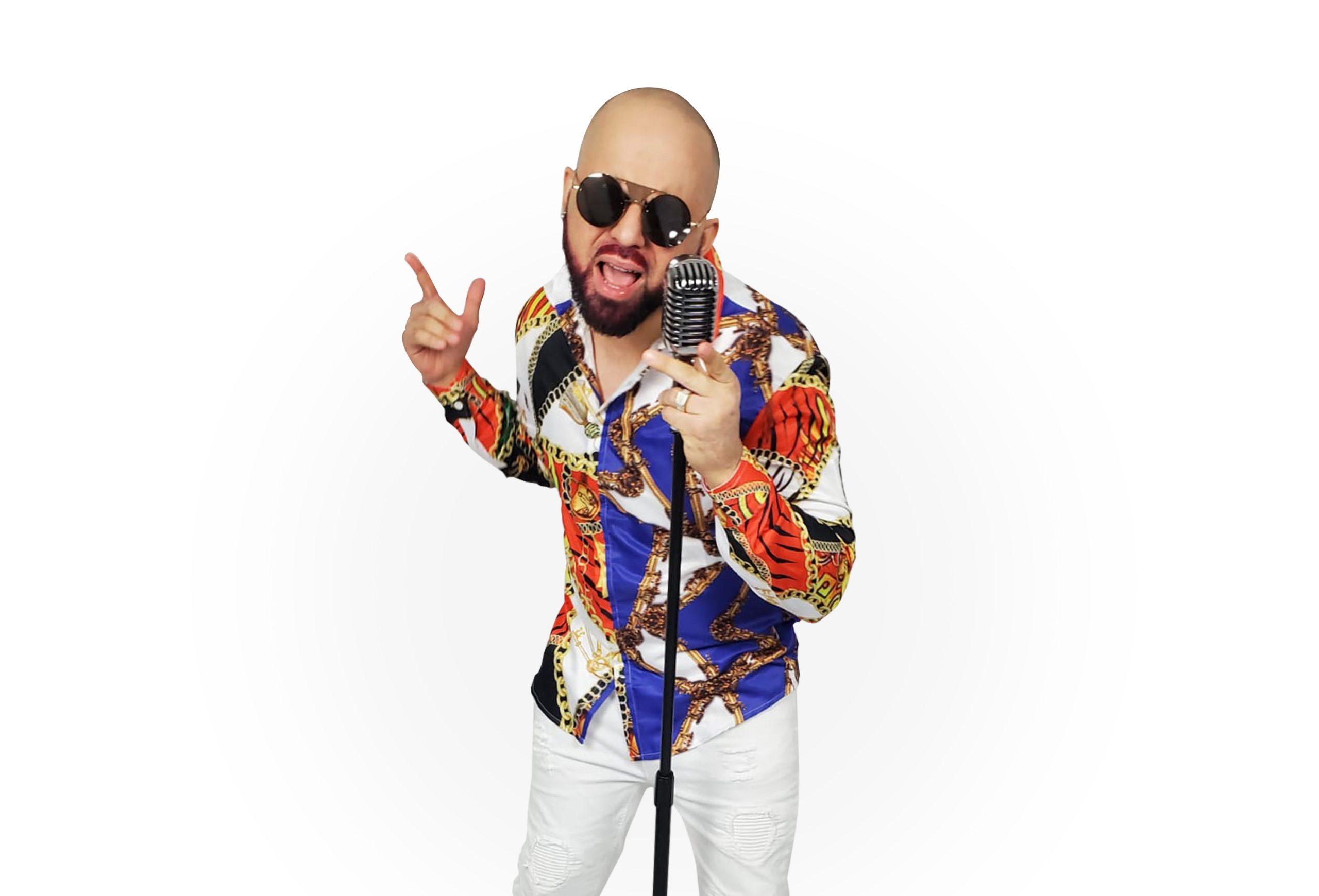 Nuevo Hit El Artista, cantante de raíces hondureñas que busca un lugar en la música