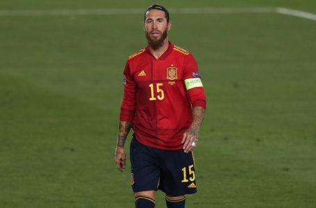 Sergio Ramos se queda fuera de la convocatoria de España para la Eurocopa