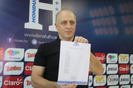 Honduras confirma los convocados para la Final Four, con una decena de legionarios
