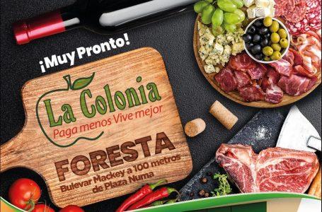 Supermercados La Colonia apertura esta semana su décima tienda en SPS