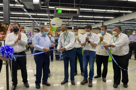 Supermercados La Colonia apertura su bella e innovadora tienda número 10 en la ciudad de SPS