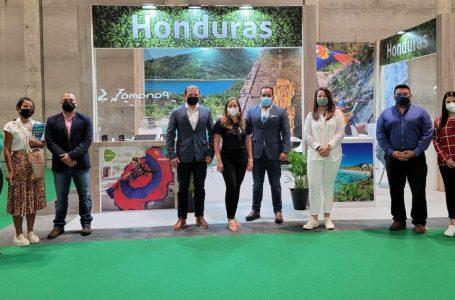 Atraer mercado europeo fue el objetivo de los empresarios turísticos hondureños en FITUR