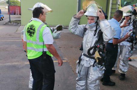 Este viernes harán simulacro de emergencia en el Aeropuerto Toncontín