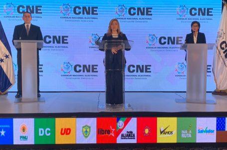 Nuestro compromiso es garantizar al pueblo «elecciones limpias, justas y transparentes»