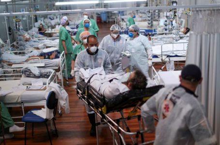 """La OPS alertó que hospitales en las Américas están """"peligrosamente llenos"""" por COVID-19"""