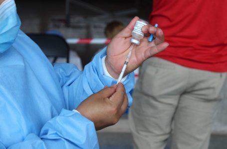 Próximo lunes iniciará vacunación a menores de 20 años en Cortés