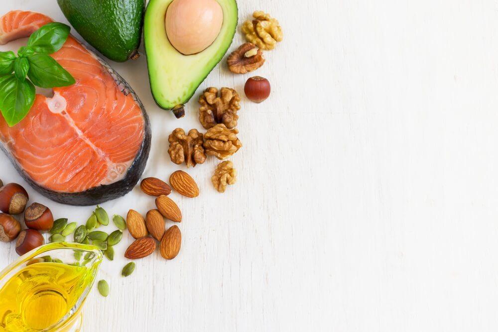 Alimentos ricos en omega 3.