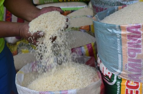 Descartan compra de 51 mil toneladas de arroz ante supuesto desabasto