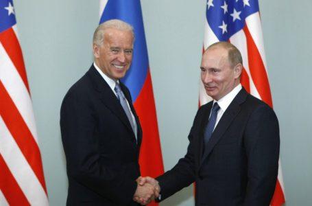 Joe Biden y Vladimir Putin se reunirán el 16 de junio en Ginebra