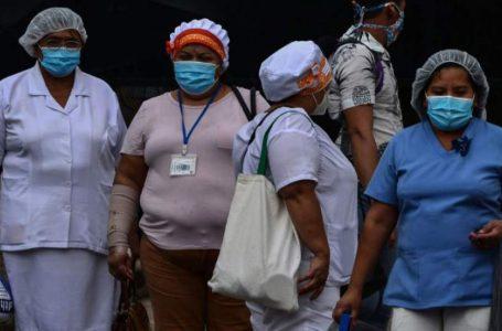 Se reduce un 81% los contagios de Covid-19 en el gremio de enfermeros en Honduras
