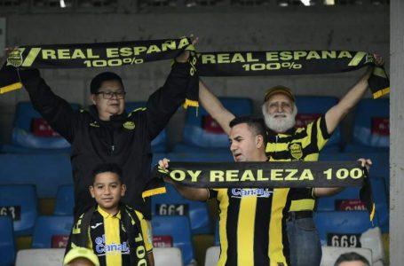 Vuelven aficionados a los estadios, Real España – Motagua se jugará con público