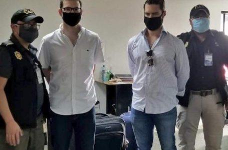 Guatemala autoriza extradición de hijo de expresidente panameño