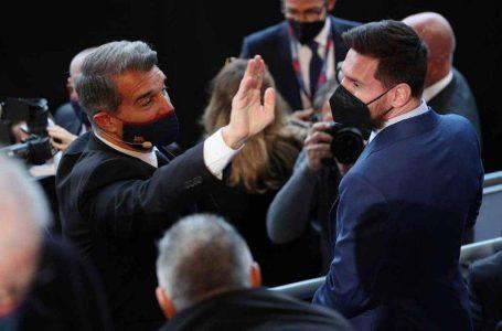 El Barcelona y Messi ya iniciaron las negociaciones para su renovación