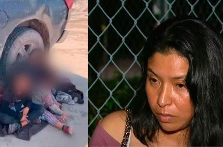 Tía de dos niñas halladas en frontera de EE.UU dice que estaban secuestradas