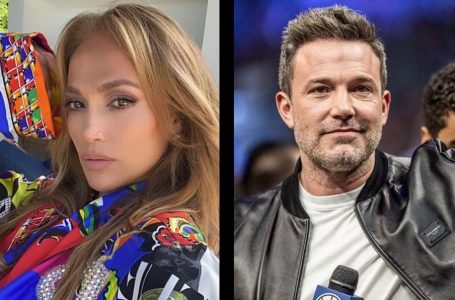 Ben Affleck sigue mejorando su español junto a Jennifer Lopez
