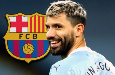 El Barcelona llegó a un acuerdo para fichar por dos años al «Kun» Agüero