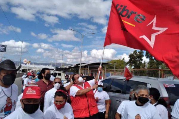 Libre está listo para las elecciones generales de noviembre: Jorge Aldana