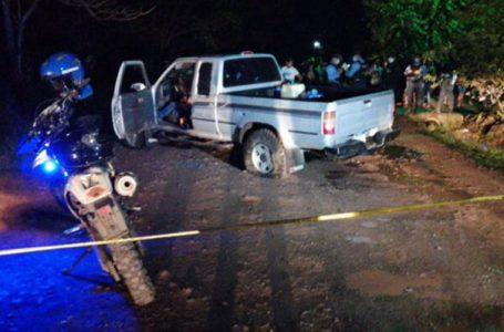 Nueva masacre en Olancho deja tres víctimas mortales