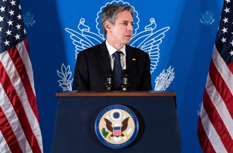 Blinken visitará Costa Rica para reunirse con representantes de CA y tratar migración