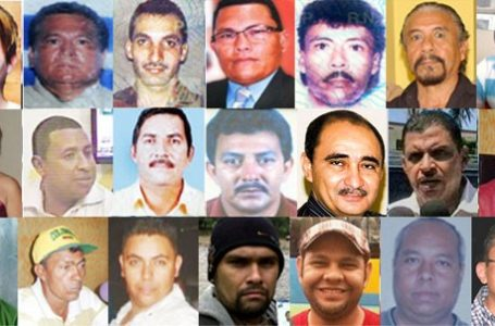 Piden investigar la muerte violenta de 90 periodistas hondureños desde 2005