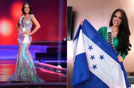 «Llevé con orgullo el nombre de mi amada Honduras»: Cecilia Rossell tras el Miss Universe
