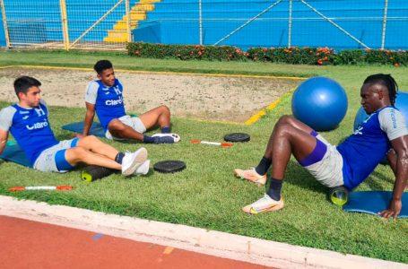 Rubio, Lozano y Elis se unen a los entrenamientos de la «H» en SPS