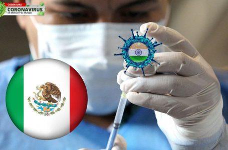 Detectaron el primer caso de variante india de COVID-19 en México
