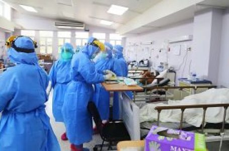 Salud lamenta que el 90% de hospitalizados por COVID no estén vacunados