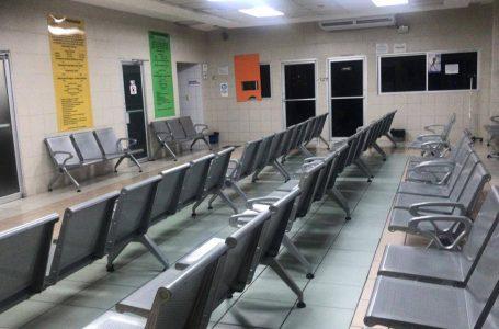 Crisis en los centros de triaje por falta de pruebas rápidas