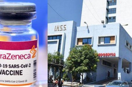 Vacunas inmunizarán gran parte de los afiliados del IHSS: sindicalista Héctor Escoto