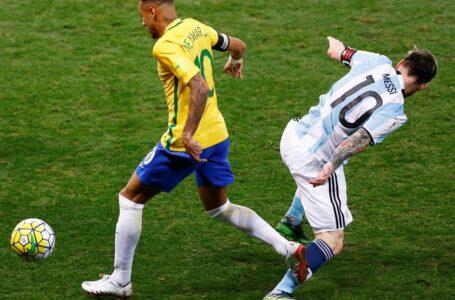 El esperado Neymar contra Messi, se podría dar en la final de la Copa América