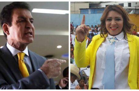 Nasralla tiene seguidores, pero no tiene estructura política: Marlene Alvarenga