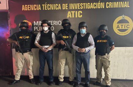 Marco Bográn y Alex Moraes irán a juicio oral y público por compra de hospitales móviles