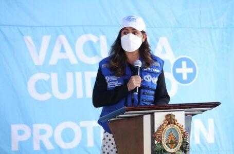 Población debe estar consciente de la escasez de vacunas y aprovechar el inoculante