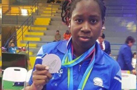 Keyla Ávila representará al Taekwondo en los Juegos Olímpicos