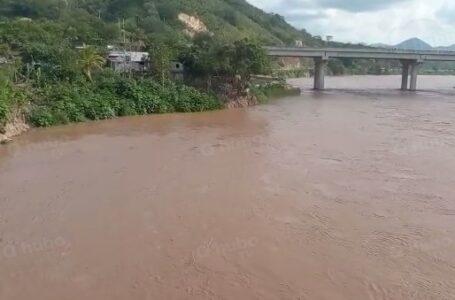 Copeco pide precaución a los habitantes del Valle de Sula, por las fuertes lluvias