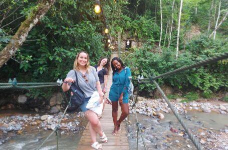 Periodistas norteamericanas visitan Honduras para promocionar sus destinos turísticos