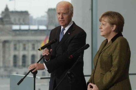 Presidente Biden recibirá a Angela Merkel el próximo mes de julio en la Casa Blanca