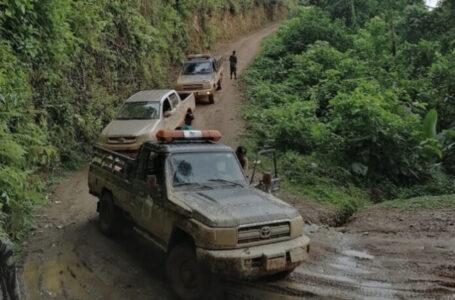 FFAA a la espera de dictamen para inhabilitar con explosivos carretera en La Mosquitia