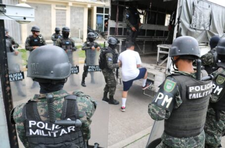 Mudan a 57 privados de libertad de cárcel de El Pozo a Támara