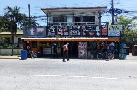 Detienen a vendedor de lotería ilegal en Puerto Cortés