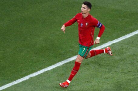 Cristiano Ronaldo se convirtió en máximo anotador en la historia a nivel de selecciones
