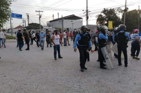 Es una Ley mantener el orden público, Policía investigarán uso desproporcionado de la fuerza en manifestación