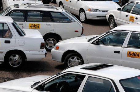 Taxistas continuarán en paro nacional porque autoridades todavía no les cumplen