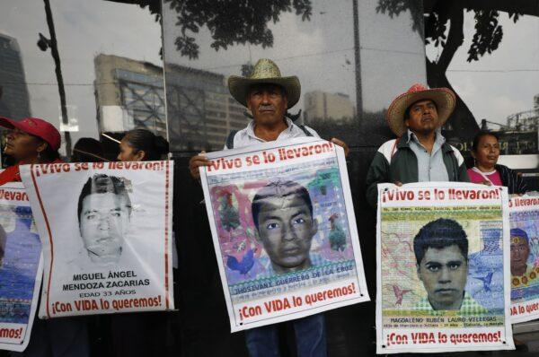 Se confirma la «mentira histórica» de Ayotzinapa, tras identificar restos de tercer normalista