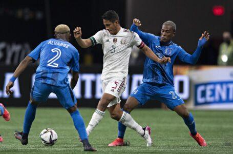 Honduras logró un empate sin goles ante México en amistoso previo a Copa Oro