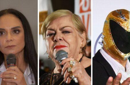 Famosos mexicanos que buscaban un cargo público perdieron en las elecciones 2021