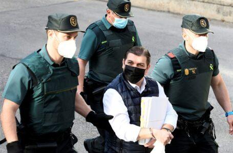 Condenan al «Rey del Cachopo» a 15 años de cárcel por el homicidio de su exnovia hondureña