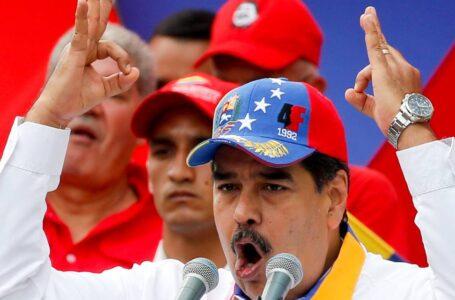 Maduro exige a Biden desbloquear fondos para pagar vacunas