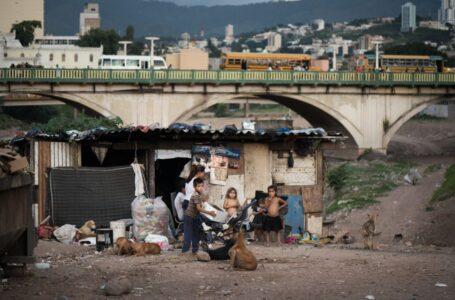 Pandemia agudiza crisis de desnutrición y pobreza en el Distrito Central